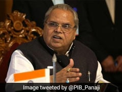 Case Filed Over Fake Twitter Accounts Of Meghalaya Governor Satya Pal Malik