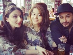 "Soha Ali Khan Sends ""Virtual Love And Hugs"" To Sister-In-Law Karishma Kemmu On Her Birthday"
