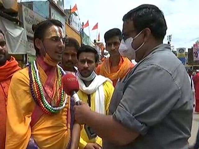 Video : PM Modi To Begin Ayodhya Visit From Hanuman Garhi Temple