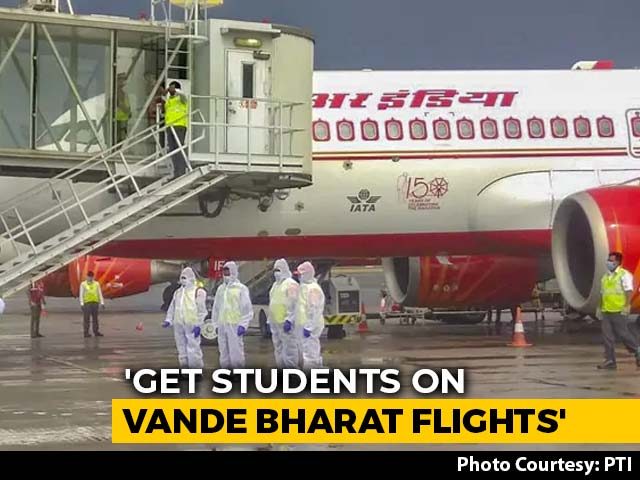 Video : Fly Overseas NEET Candidates In Vande Bharat Flights: Top Court To Centre