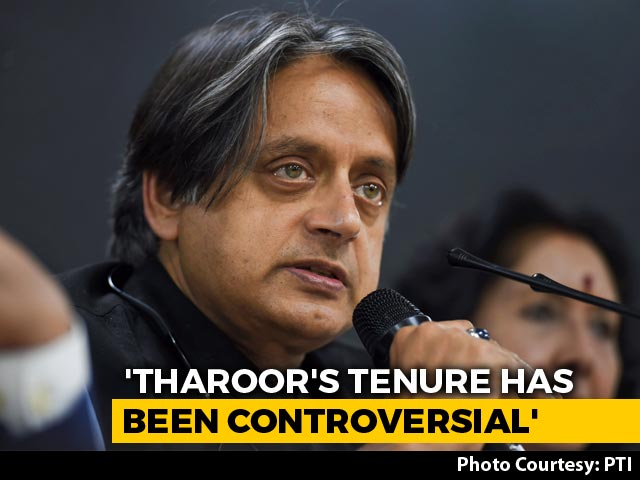 Video : BJP MPs Complain To Speaker Against Shashi Tharoor Amid Facebook Row
