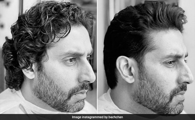 Hrithik Roshan S Two Word Review For Abhishek Bachchan S New Hairstyle