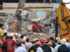 "Raigad Building Collapse: Excavator Operator Praised For ""Non-Stop"" Work"
