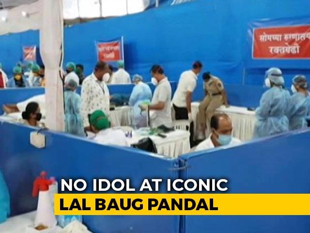 Video : Mumbai's Lalbaug Won't Celebrate Ganesh Chaturthi Amid Covid