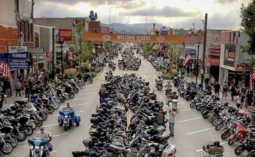 More than 460,000 visitors attended the Sturgis Rally this year despite the COVID-19 pandemic