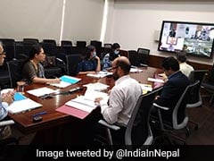India, Nepal Hold Second Joint Working Group Meeting