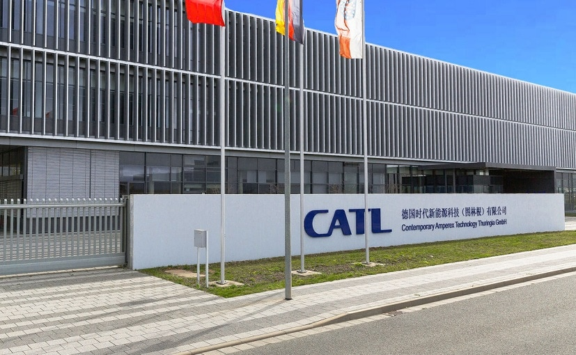 CATL makes NCM batteries and supplies lithium iron phosphate (LFP) batteries to Tesla.