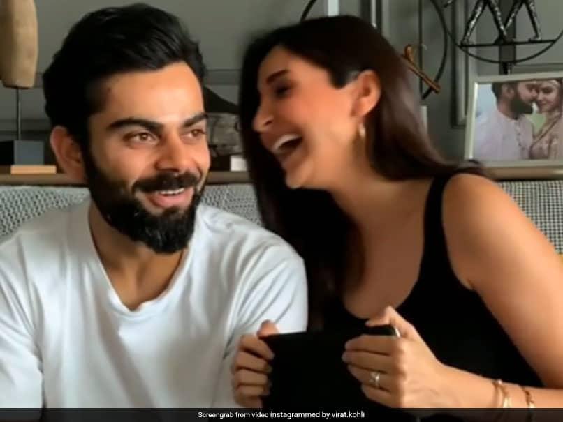 Virat Kohli And Anushka Sharma Take A Break, Share Questions And Laughs