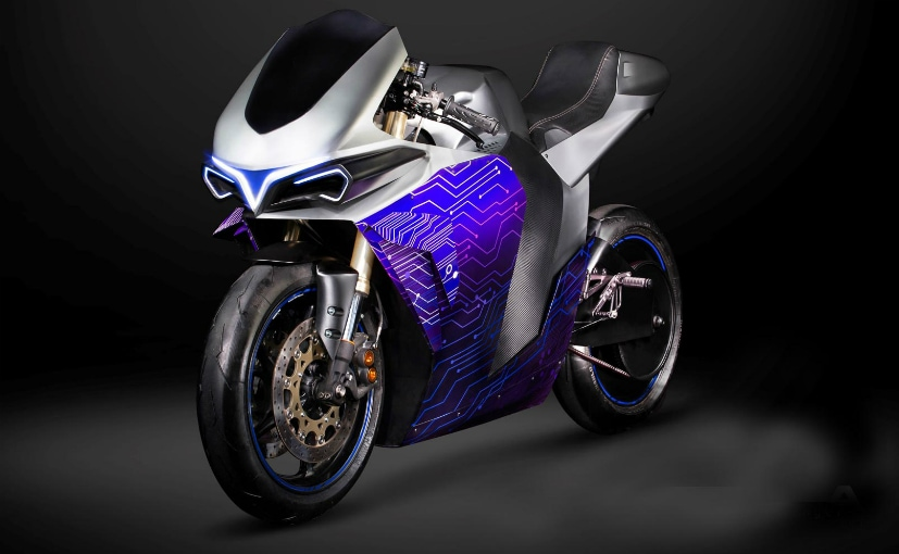 The Emula is capable of giving the rider the experience of using different internal combustion engines
