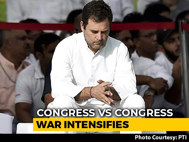 Video: Rahul Gandhi May Not Lead Congress To 2024 Win, Says Letter-Writer