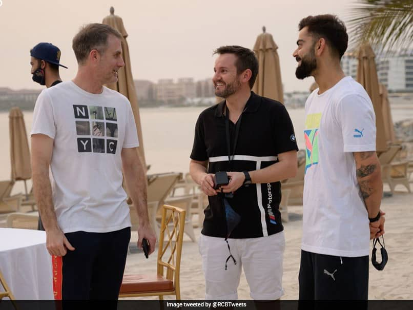 IPL 2020: Royal Challengers Bangalore Share Picture Showing Bond Amongst Leadership Group