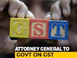 Video : In Centre vs States On GST, This Key Opinion Of Attorney General