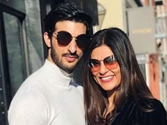 "Trending: Rohman Shawl's Comment On Girlfriend Sushmita Sen's ""Imperfection"" Post"