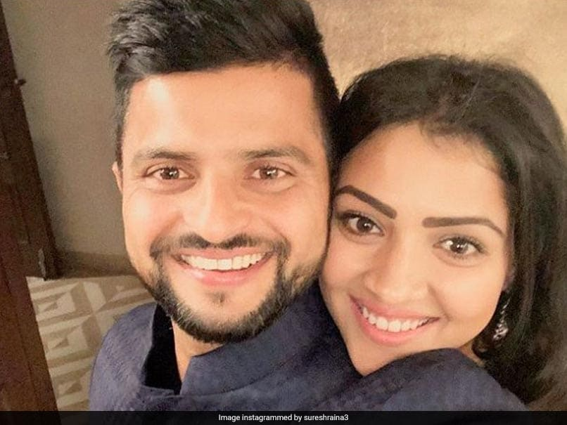 Suresh Rainas Wife Priyanka Shares Heartfelt Post On His Retirement