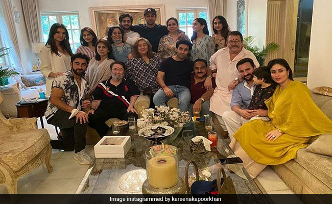 Raksha Bandhan 2020 - Inside The Kapoors' Family Lunch With Kareena-Saif, Ranbir-Alia, Aadar Jain-Tara Sutaria And Others