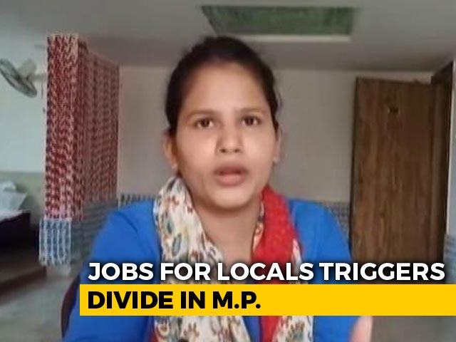 Video : Shivraj Singh Chouhan's Jobs For Locals Promise Poll Gimmick?