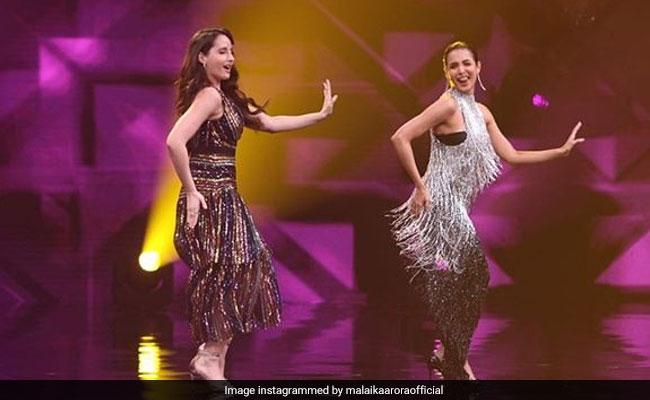 मलाइका अरोड़ा ने 'मुन्नी बदनाम' पर नोरा फतेही के साथ किया जोरदार डांस, Video हुआ वायरल
