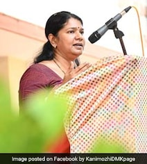 'Asked If I Was Indian For Not Knowing Hindi At Airport': DMK's Kanimozhi