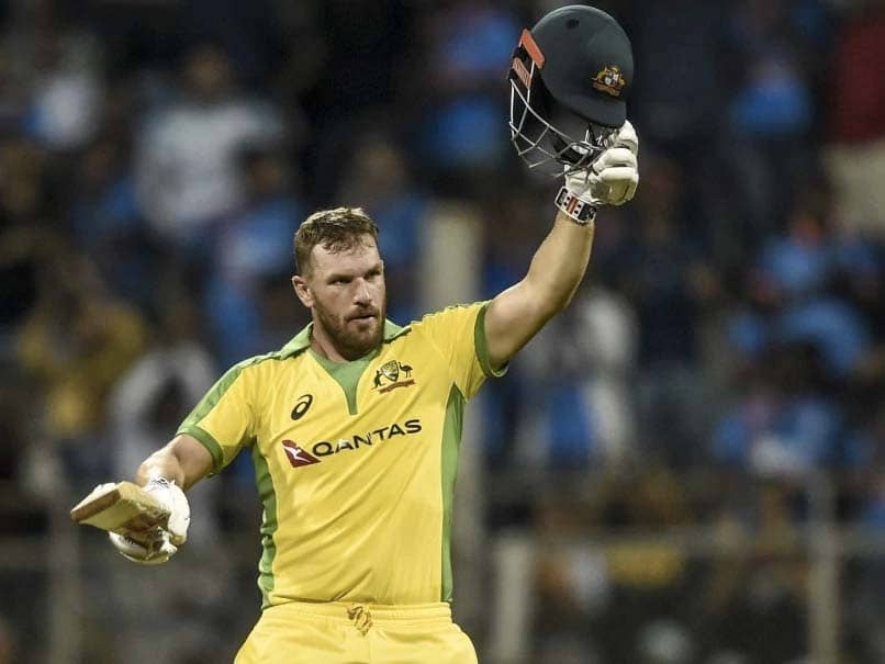 We Are In A Position To Keep The Global Game Going: Australia Captain Aaron Finch