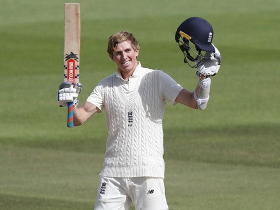 """England vs Pakistan: Sourav Ganguly Hopes To See """"Class Player"""" Zak Crawley Playing All Formats"""