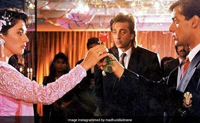 29 Years Later, Madhuri Dixit Reveals Why She Signed Saajan, Co-Starring Sanjay Dutt And Salman Khan
