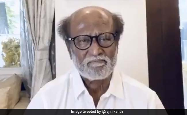 Rajinikanth Withdraws Plea Against Rs 6.5 Lakh Property Tax