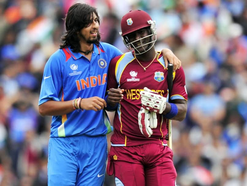 """Consider Ishant Sharma Like A Brother"": Darren Sammy On IPL Racism Row"