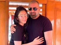 """Sanjay Dutt's Wife Maanayata Warns Against """"Unwarranted Rumours"""" About His Health - Read Statement"""