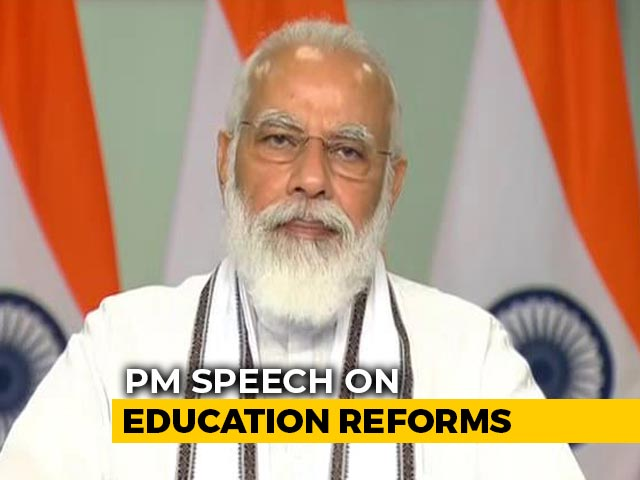 Video: PM Addresses Conclave On National Education Policy