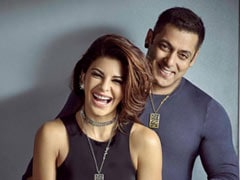 To Birthday Girl Jacqueline Fernandez, With Love From Salman Khan