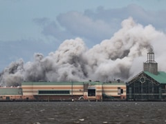 Fire Erupts At Hurricane-Hit Louisiana Chemical Plant, Residents To Stay Indoors