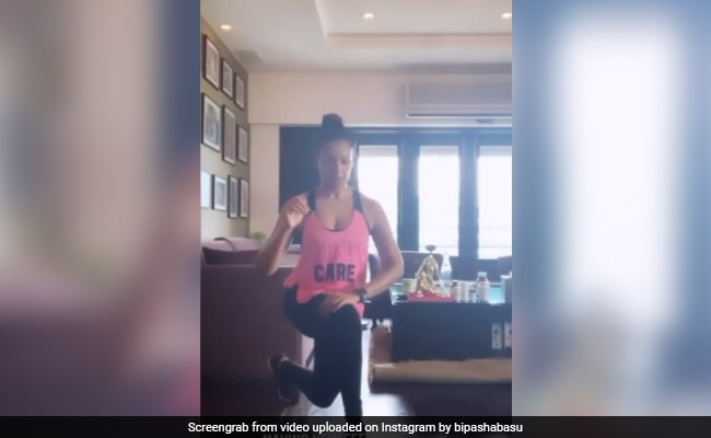 Bipasha Basu, In A Workout And Repeat Mode These Days, Shares Post From Her Fitness Session