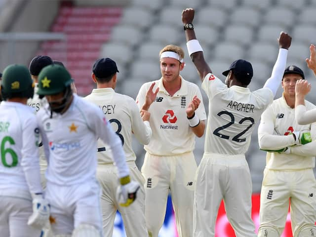 England vs Pakistan: Pakistans Poor Show With Bat In 2nd Innings Hands Advantage Back To England