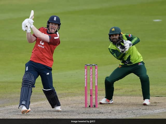 England vs Pakistan: Eoin Morgan Leads England To Victory Over Pakistan In 2nd T20I