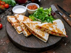 5 Easy Quesadilla Recipes To Try At Home