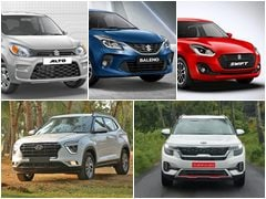 Top 10 Best-Selling Cars In July 2020