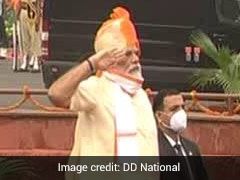 """Salute Our Corona Warriors,"" Says PM On Independence Day"
