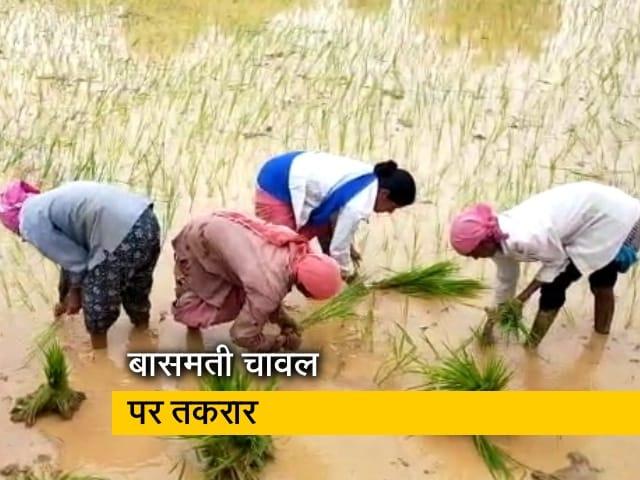 Videos : बासमती पर भिड़े मध्य प्रदेश और पंजाब