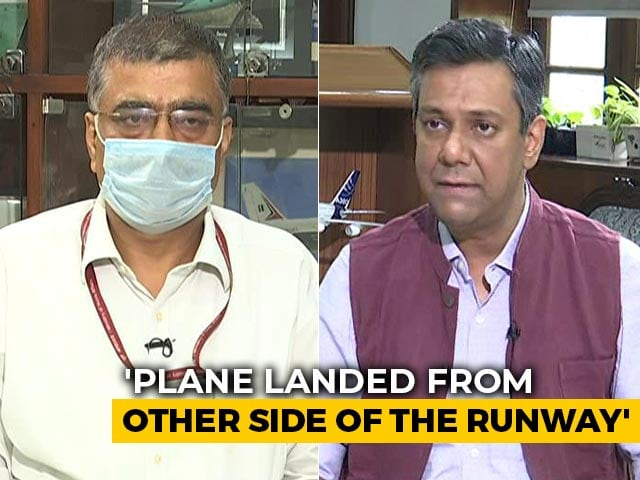 Video : Boeing Team To Investigate Kerala Plane Crash : DGCA Arun Kumar