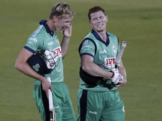 Paul Stirling, Andrew Balbirnie Hundreds Help Ireland Beat England By Seven Wickets