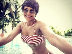 "Mandira Bedi, Just Like Us, Is Dreaming Of Holidaying In ""Paradise City"""