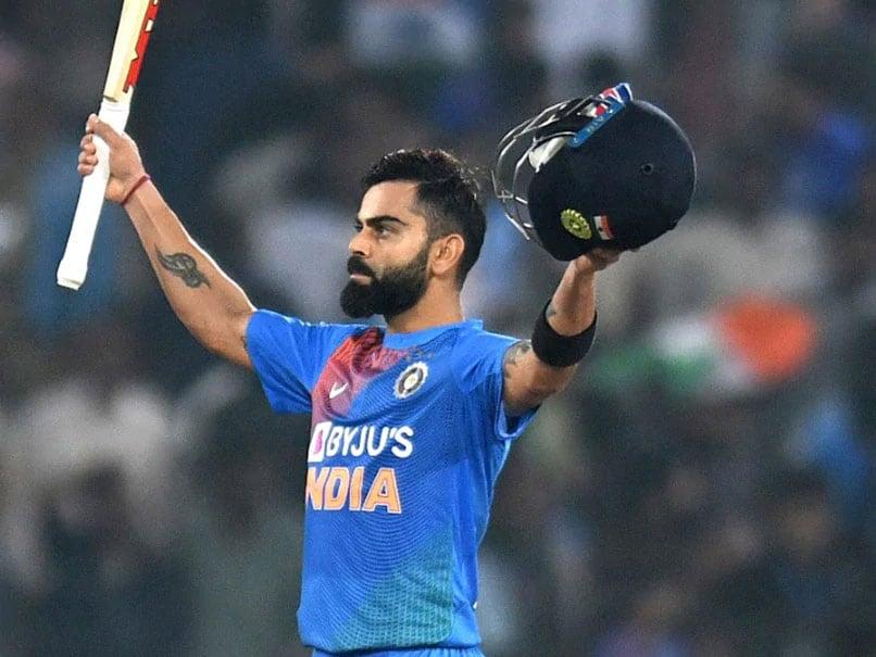Virat Kohli Completes 12 Years In International Cricket, Says He ...