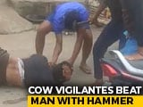 Video : Man Bashed With Hammer By Cow Vigilantes As Gurgaon Cops Watch