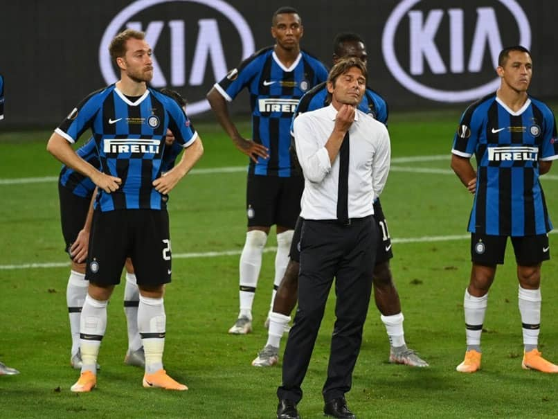 """""""With Or Without Me"""": Antonio Conte Throws Inter Milan Future Into Doubt After Europa League Defeat"""
