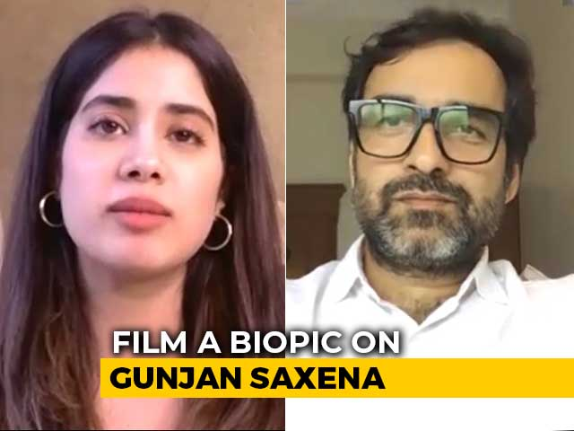 Janhvi Kapoor, Pankaj Tripathi On Gunjan Saxena: The Kargil Girl