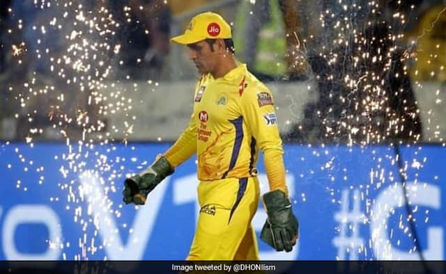 N Srinivasan Says MSDhoni Refused To Include An Excellent Player In CSK