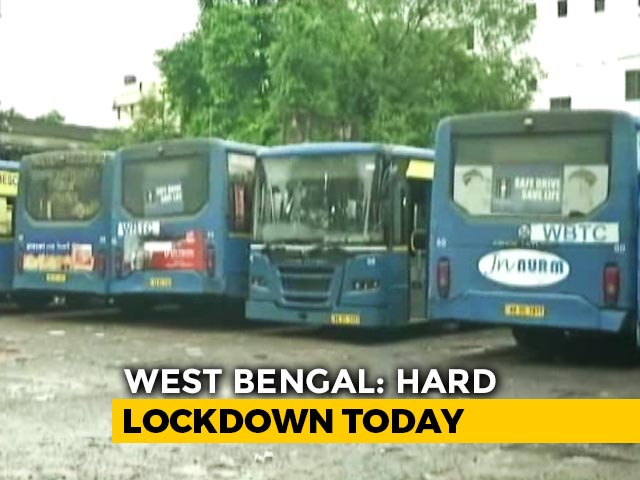 Video : Bengal Extends Lockdown, Flights Banned From 6 Cities Allowed From Sept 1
