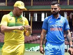 "Aaron Finch ""Looking Forward"" To Play Under Virat Kohli In IPL 2020"