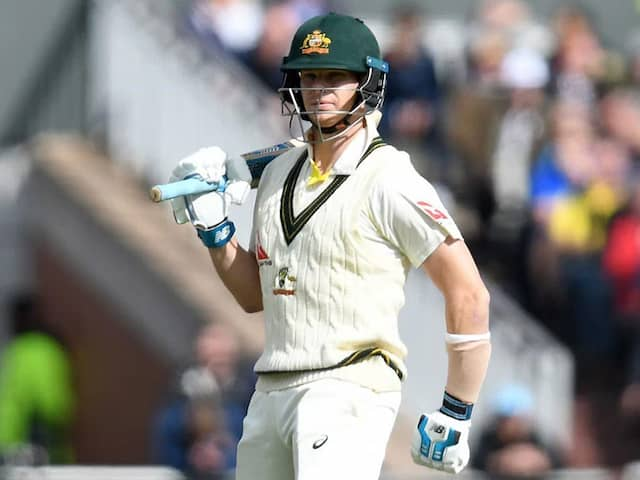 """""""Two Big Mountains To Climb"""": Steve Smith Determined To Win Test Series In England, India"""