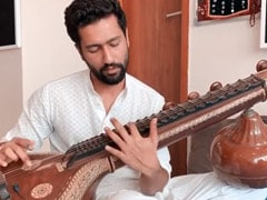 Independence Day 2020: Vicky Kaushal Playing <I>Ae Watan</i> On <I>Veena</i> Gets A Whole Lot Of Love On The Internet
